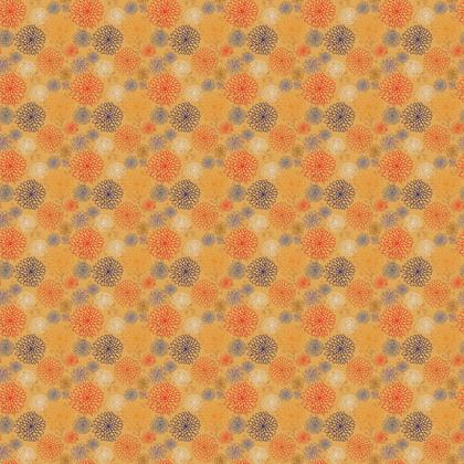 Chrysanthemum Collection - Luxury Fabric