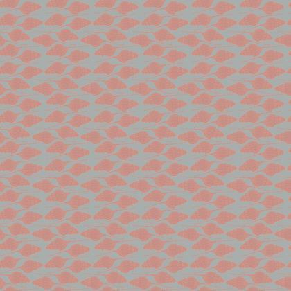 Sea Life Collection_Shells - Luxury Fabric