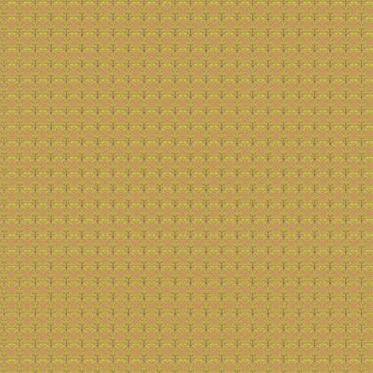 Butterfly Collection (Green Gold) - Luxury Fabric