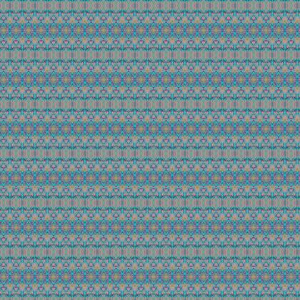 Textile Design Print - Blue Paint Effect