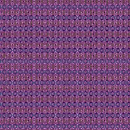 Textile Design Print - Circular Pinks