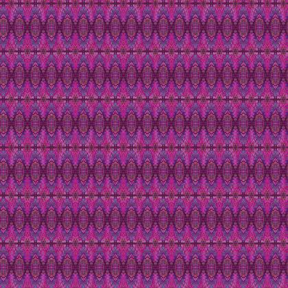 Textile Design Print - Bold Bunch