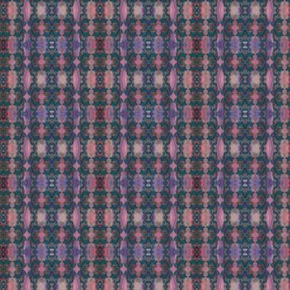 Textile Design Print - Pink Flowers