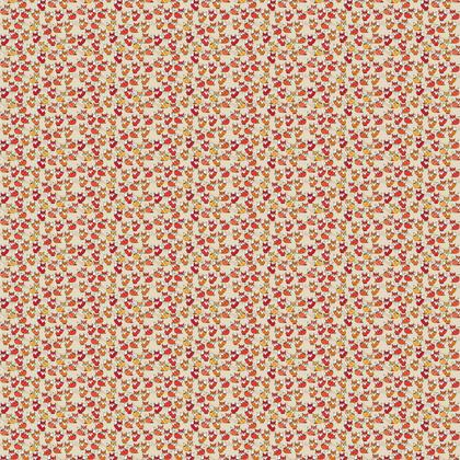 Foxy Loxy Collection (Beige) - luxury fabric