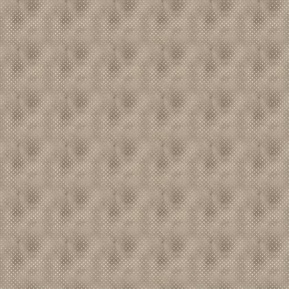 Heraldic Ivory Taupe Pattern