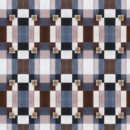 Fabric Printing - Squares