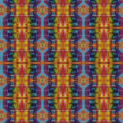 Fabric printing - Vibrations