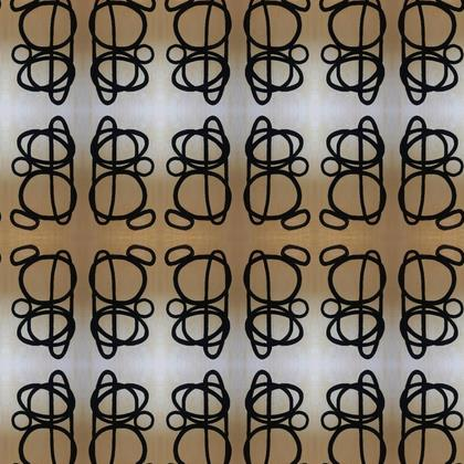 Fabric printing - Reiki stones