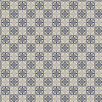Fabric Printing Mosaic Pattern