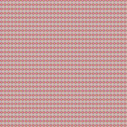 Fabric Printing Leaves Eye