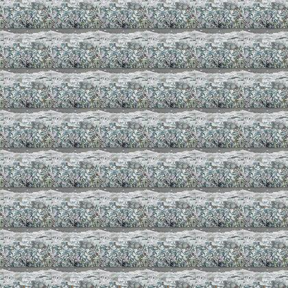 Winter Greys Natalie Rymer fabric repeat