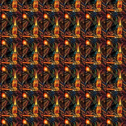 Harvest Moon Fabric