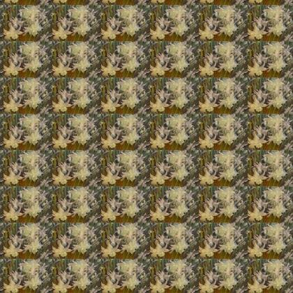 Mutted Tulips Fabrics