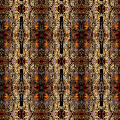 Wooded Warmth Fabric