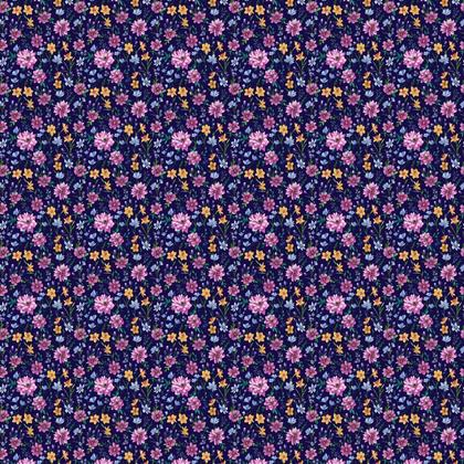 Floral Fabric, Beautiful Blooms