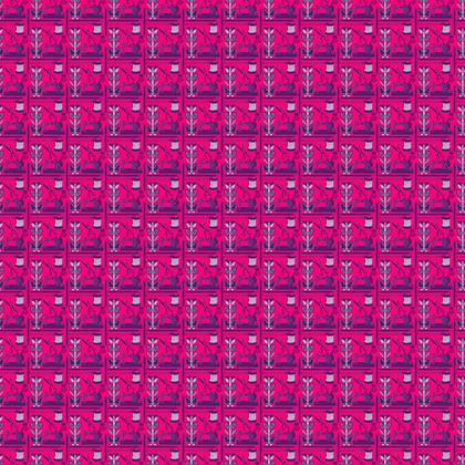Nostalgia Pink - small motif