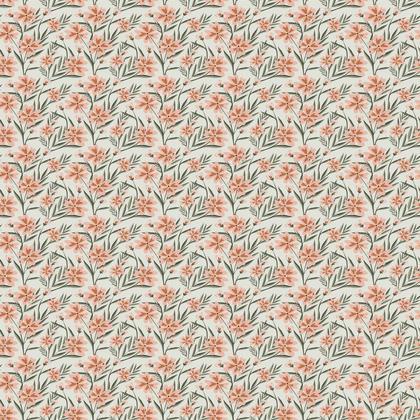 Flower Flow Fabric