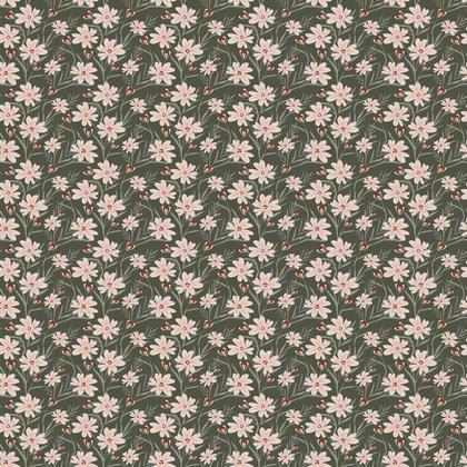 Flower Flow 2 Fabric