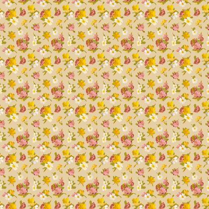 Fabric - Primrose Garden