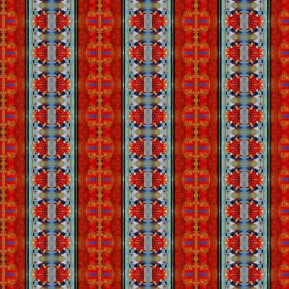 Royal fabric printing