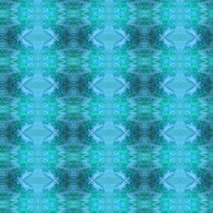 Fabric Printing - Waves