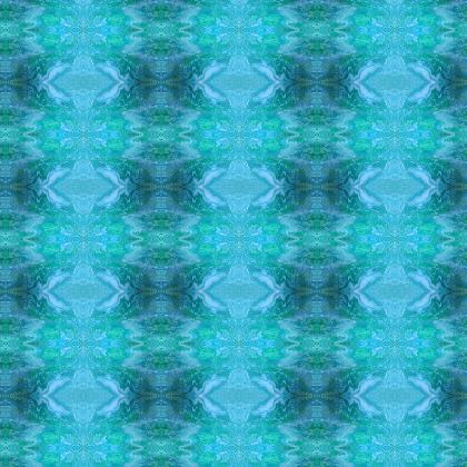Waves Fabric Printing