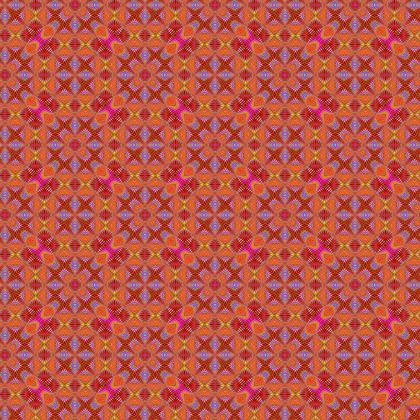 Bazaar Print Fabric