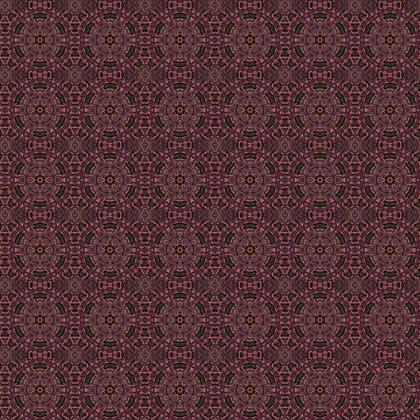 Moody deep purple print fabric