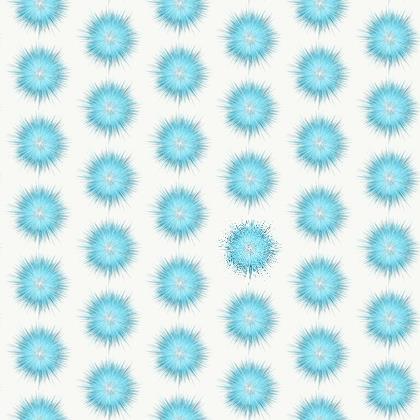 Explosive Ice Pattern