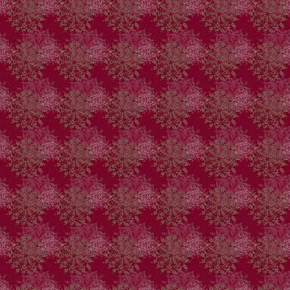 Mandala - Deep Rose