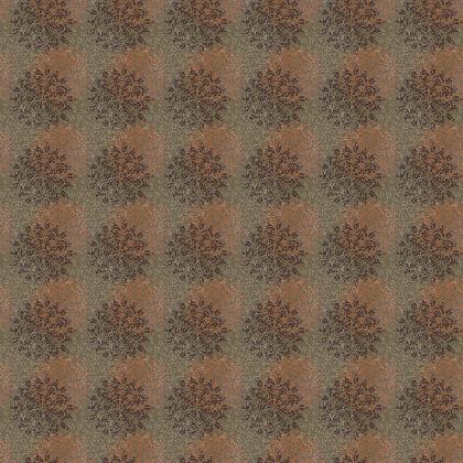 Mandala (Sage) - Luxury Fabric