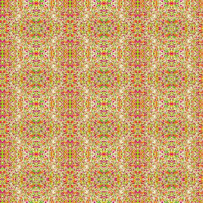 Keleidofly Fabric Pattern I