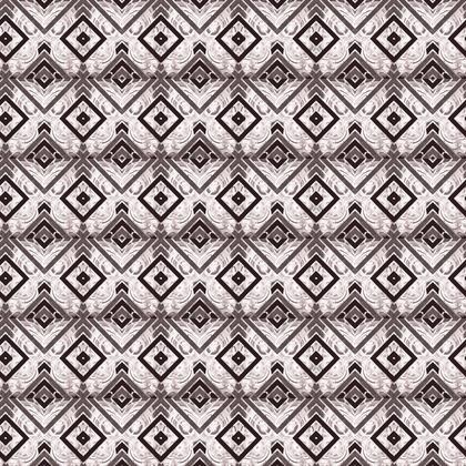 Copper black geometric marble tiles