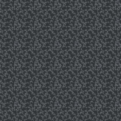 Wild plant - Large: Dark gray foliage pattern