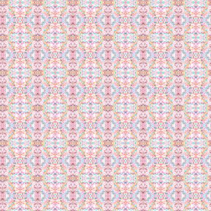 Fabric Floral Patetrn