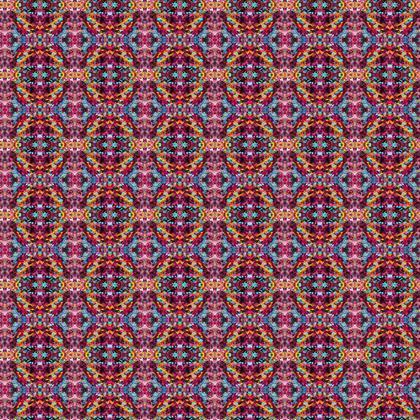 Fabric Printing Painting Patetrn 36