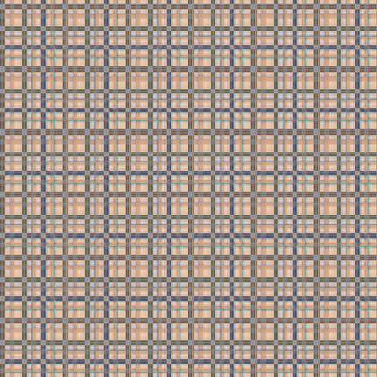 Fabric Printing Plaid Pattern 1