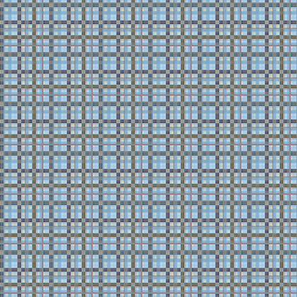 Fabric Printing Plaid Pattern 2