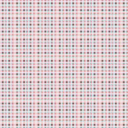 Fabric Printing Plaid Patternn 4