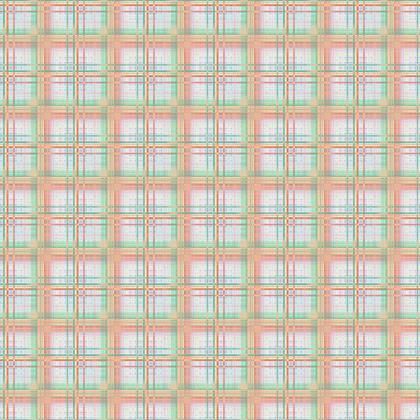 Fabric Printing Plaid Pattern 6