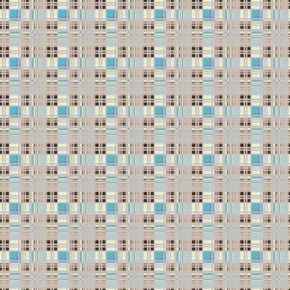 Fabric Printing Plaid Pattern 9