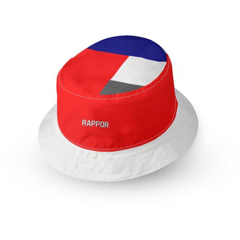 Designer Quad Bucket Hat 352bfcaac4d5