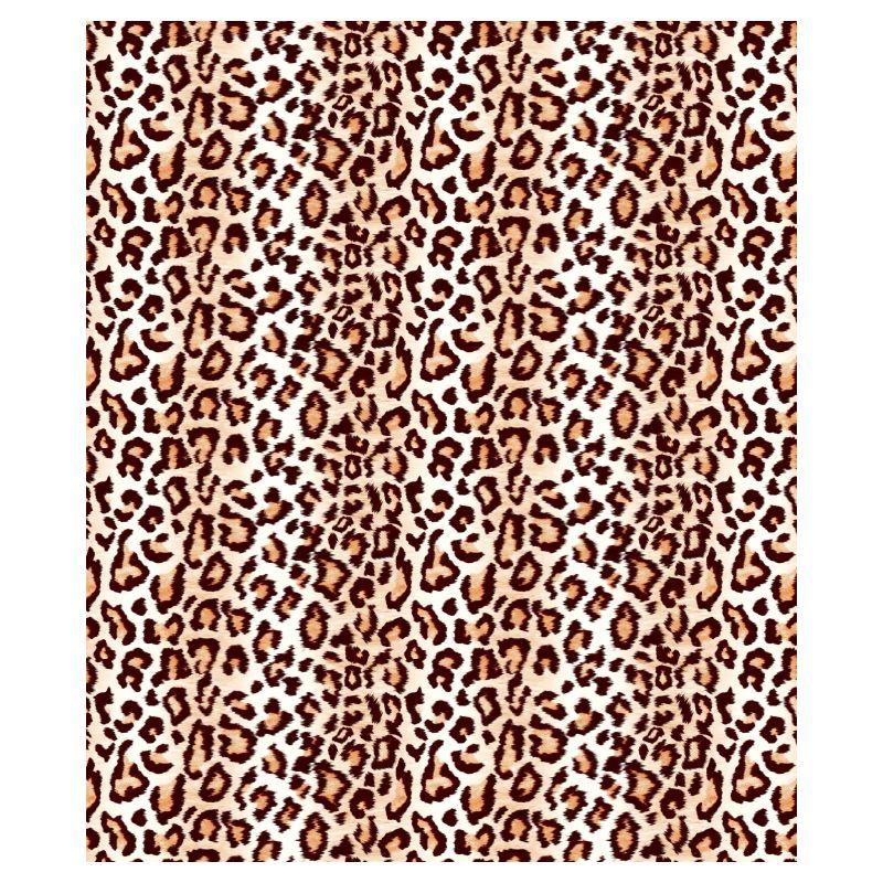 Leopard Print Skater Dress