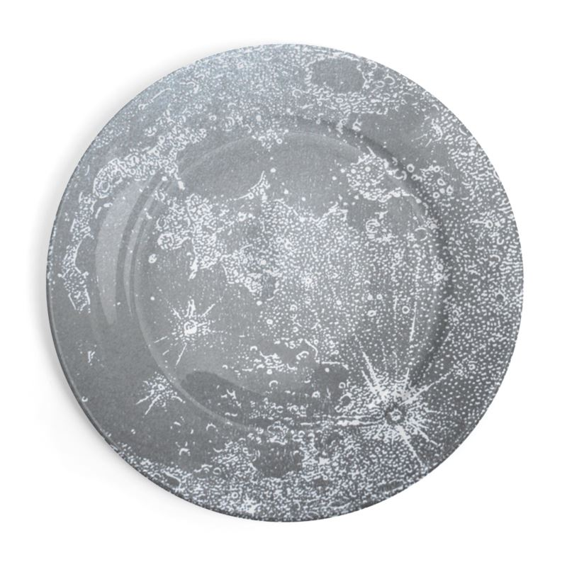 Moon China Plate