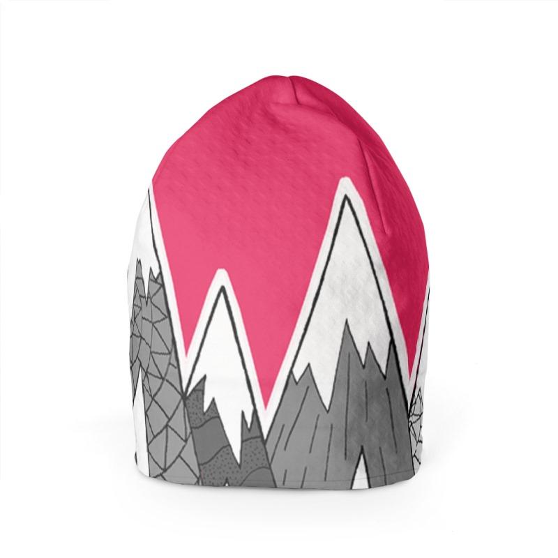 Beanie - The Tall Grey Mountains