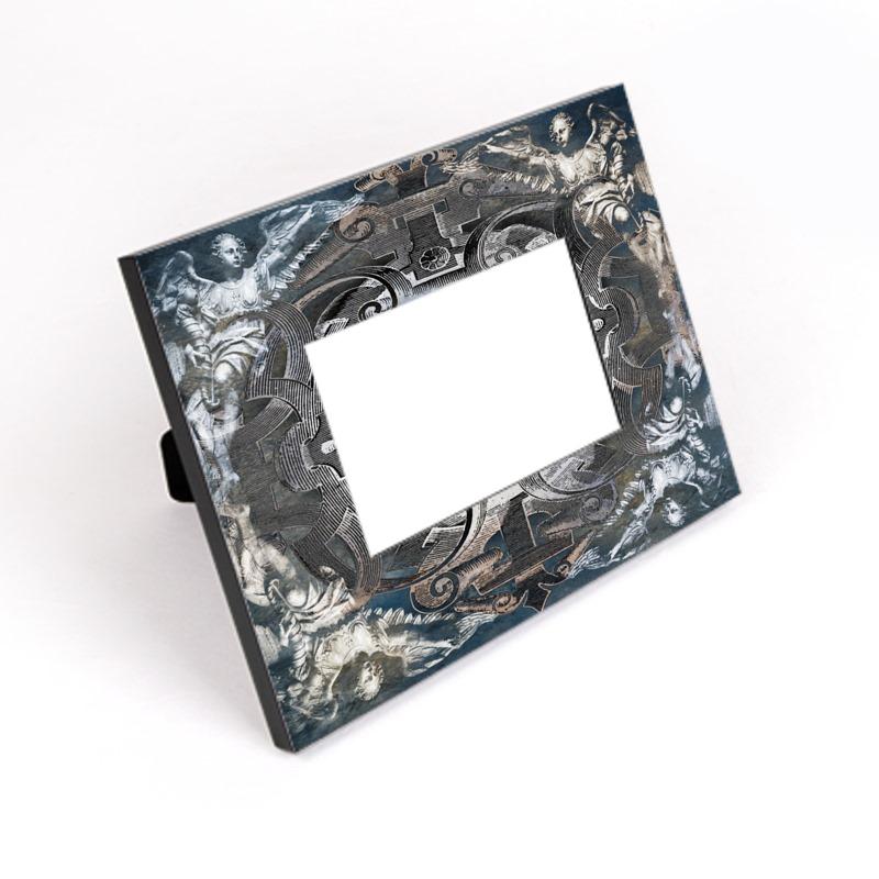 Baroque frame (landscape) - Photo Frame