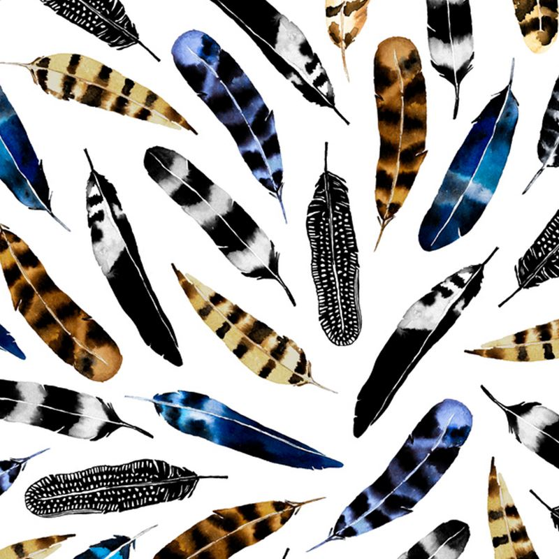 Bohemian Free Feather Espadrilles