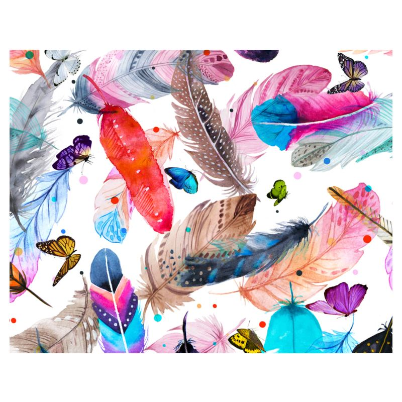 Floating Feathers Espadrilles