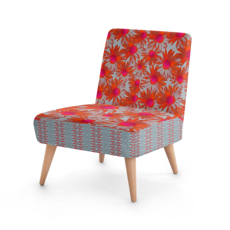 Retro Daisy Occasional Chair