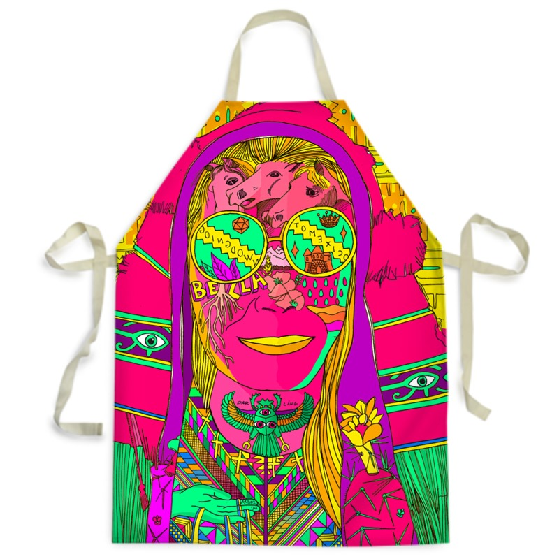 Bella - Apron - Large